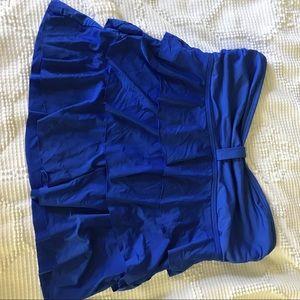 Kenneth Cole Swim - Kenneth Cole Cobalt Blue Tankini